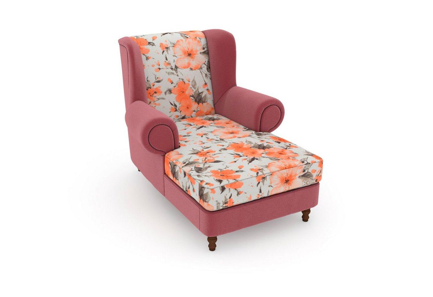 MAX WINZER® build-a-chair XXL oorfauteuil Madeleine, om zelf te stylen