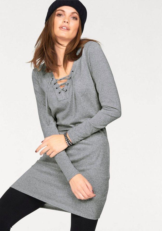 ONLY tricotjurk »SANNA« grijs