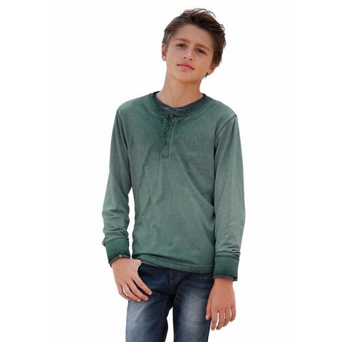 ARIZONA shirt met lange mouwen