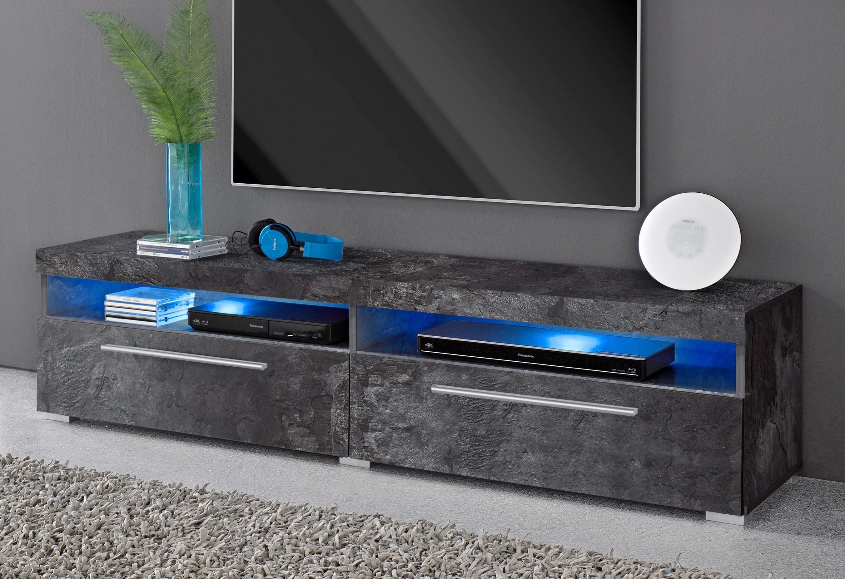 TRENDMANUFAKTUR Tv-meubel, breedte 140 cm nu online bestellen