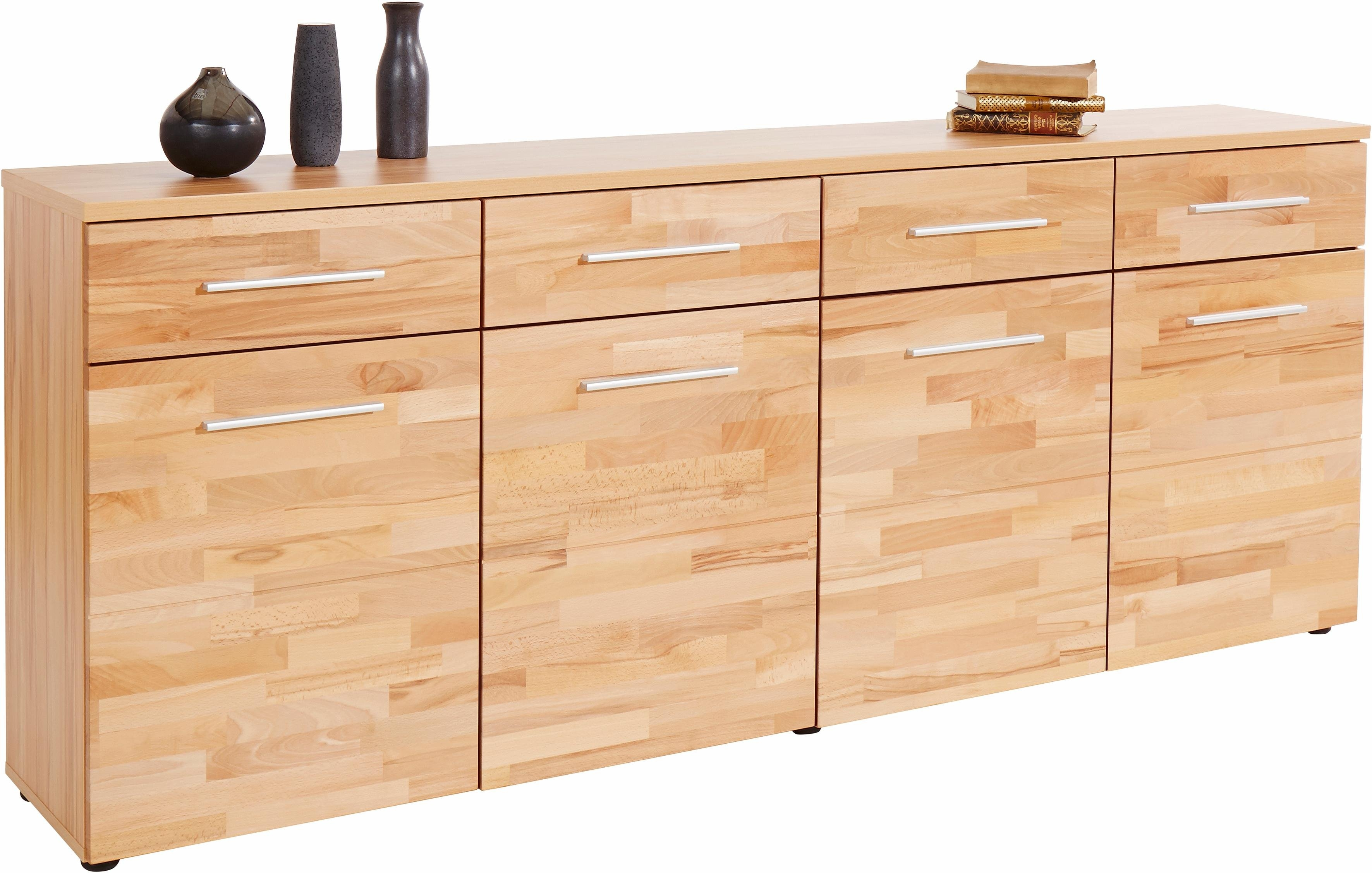 sideboard breedte 200 cm bestel nu bij otto. Black Bedroom Furniture Sets. Home Design Ideas