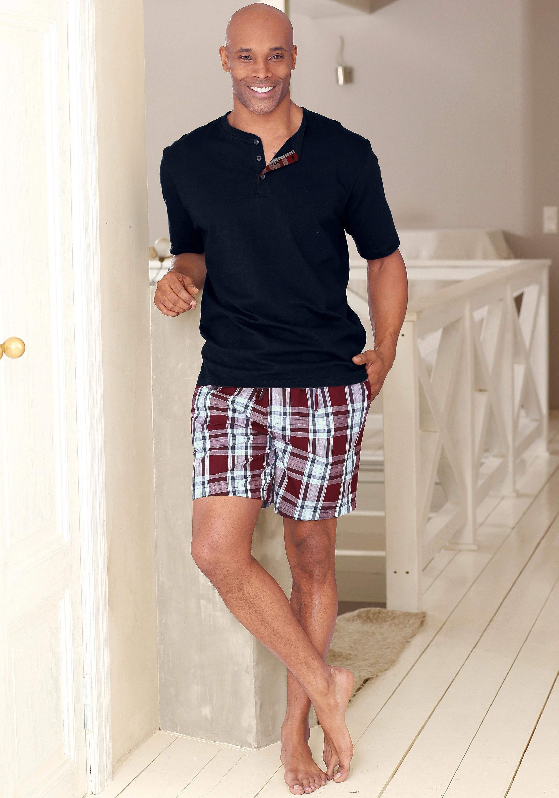 i Snel Online Gekocht Model PyjamaH sKort qGLSUzpMV
