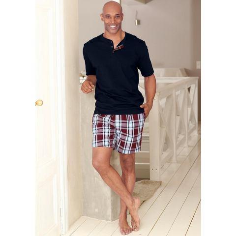Pyjama, H.I.S, kort model