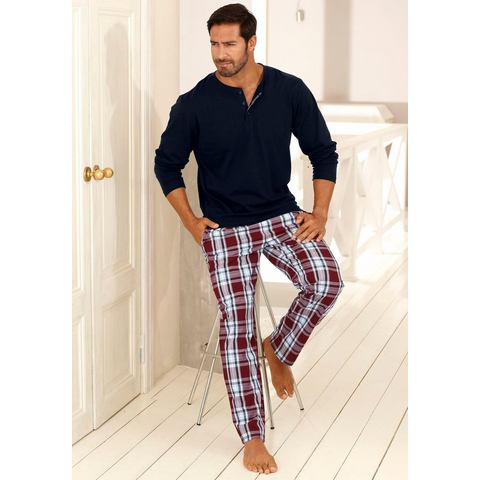 Pyjama, H.I.S, lang model