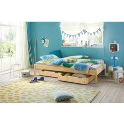 bed, silenta, made in germany beige