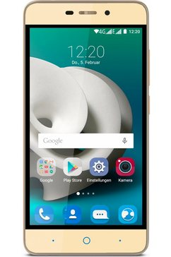 Blade A452 smartphone, 12,7 cm (5 inch) display, LTE (4G), Android 5.1 Lollipop, 13,0 megapixel