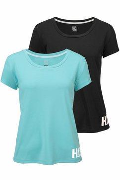h.i.s functioneel shirt zwart