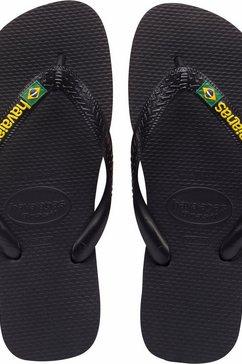 teenslippers »Brasil Logo«
