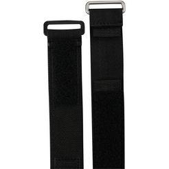 garmin accessoires »textilarmband fenix-quatix« zwart