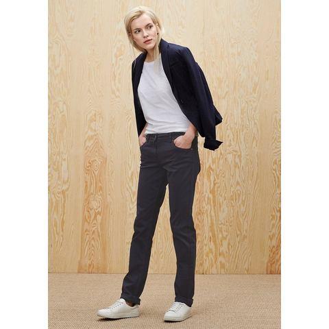 NU 15% KORTING: s.Oliver Shape slim fit: coloured stretchjeans