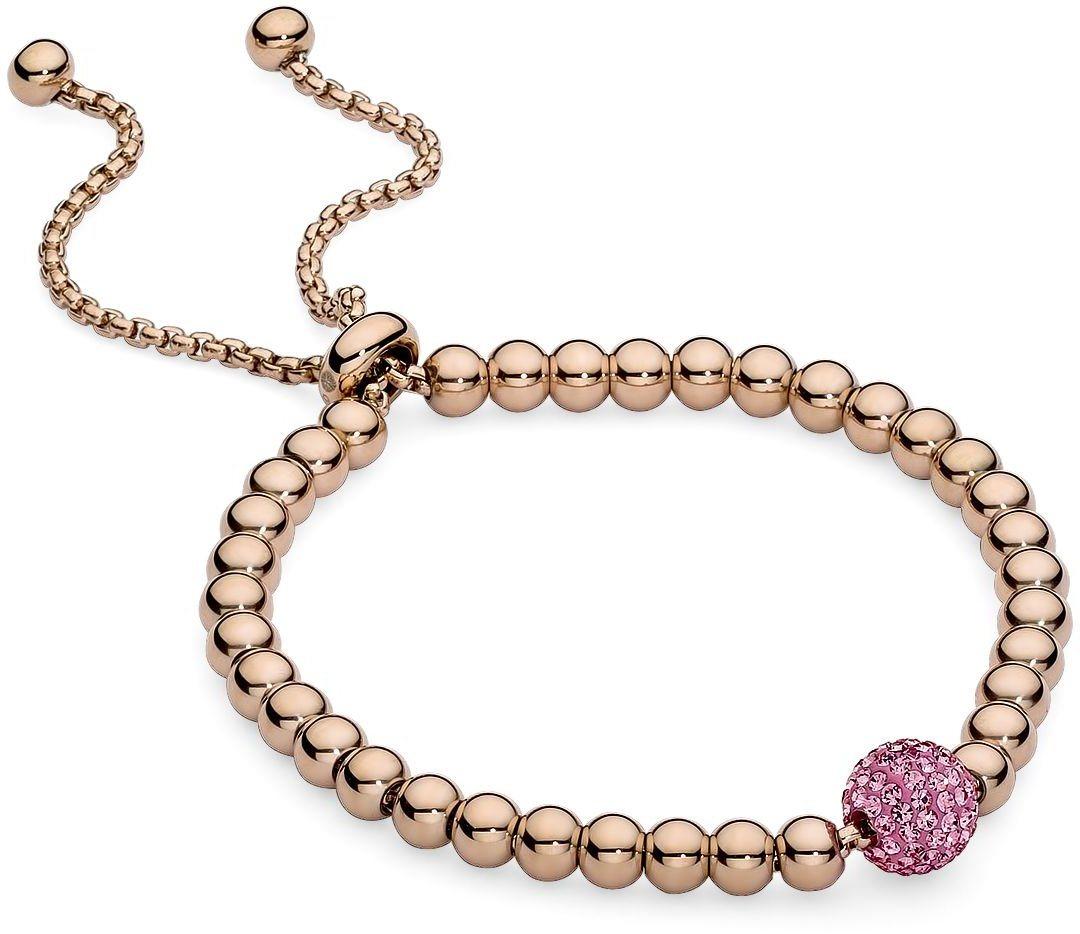 QUDO armband met glassteentjes »Legnano 172764«