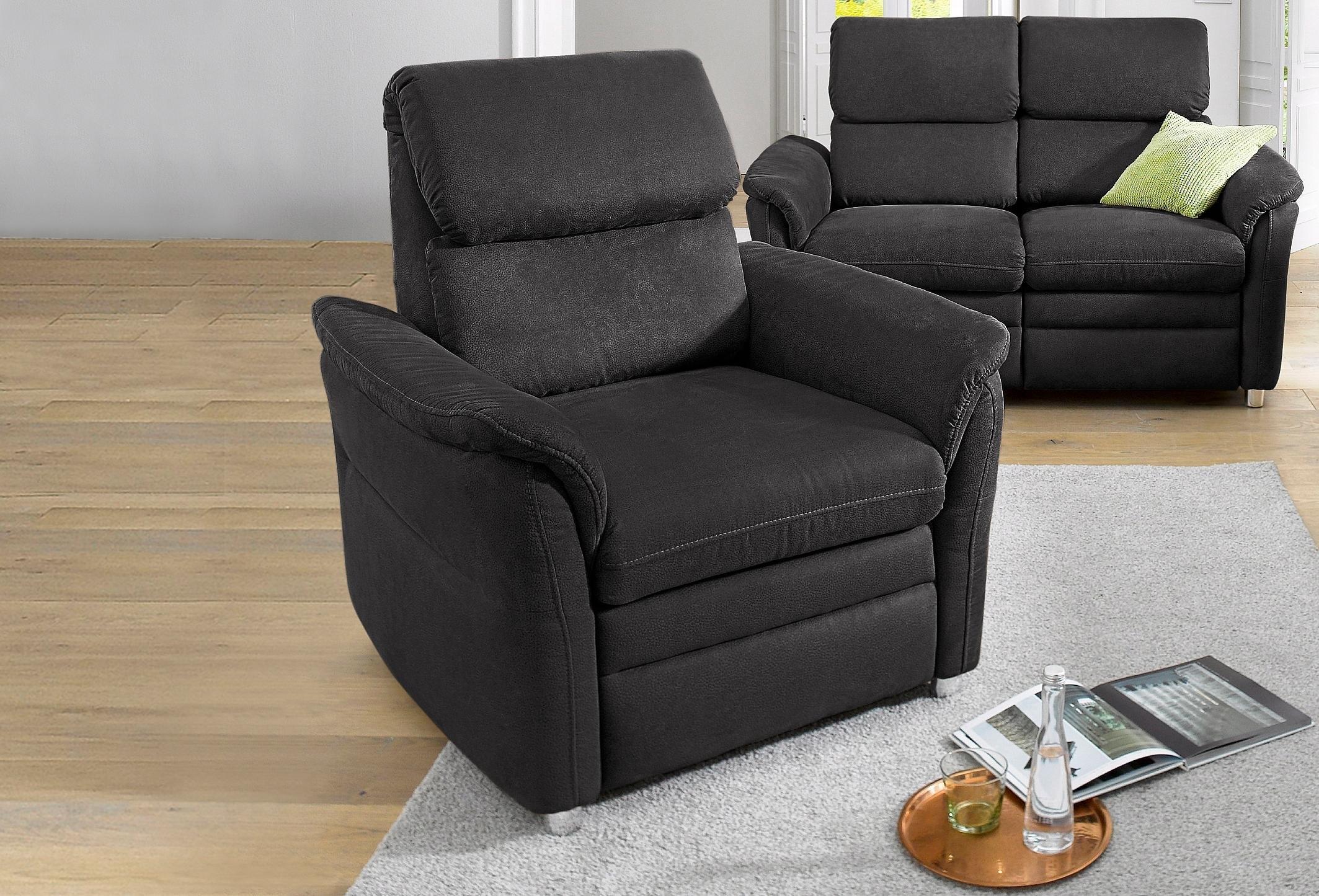Raum.id fauteuil, naar keuze met relaxfunctie en rugverstelling in de webshop van OTTO kopen
