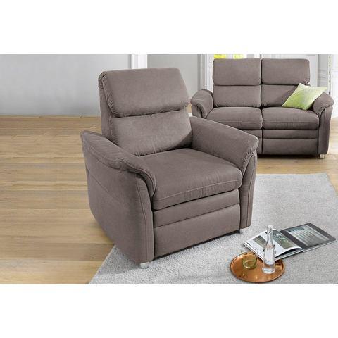 RAUM.ID fauteuil, naar keuze met relaxfunctie en rugverstelling