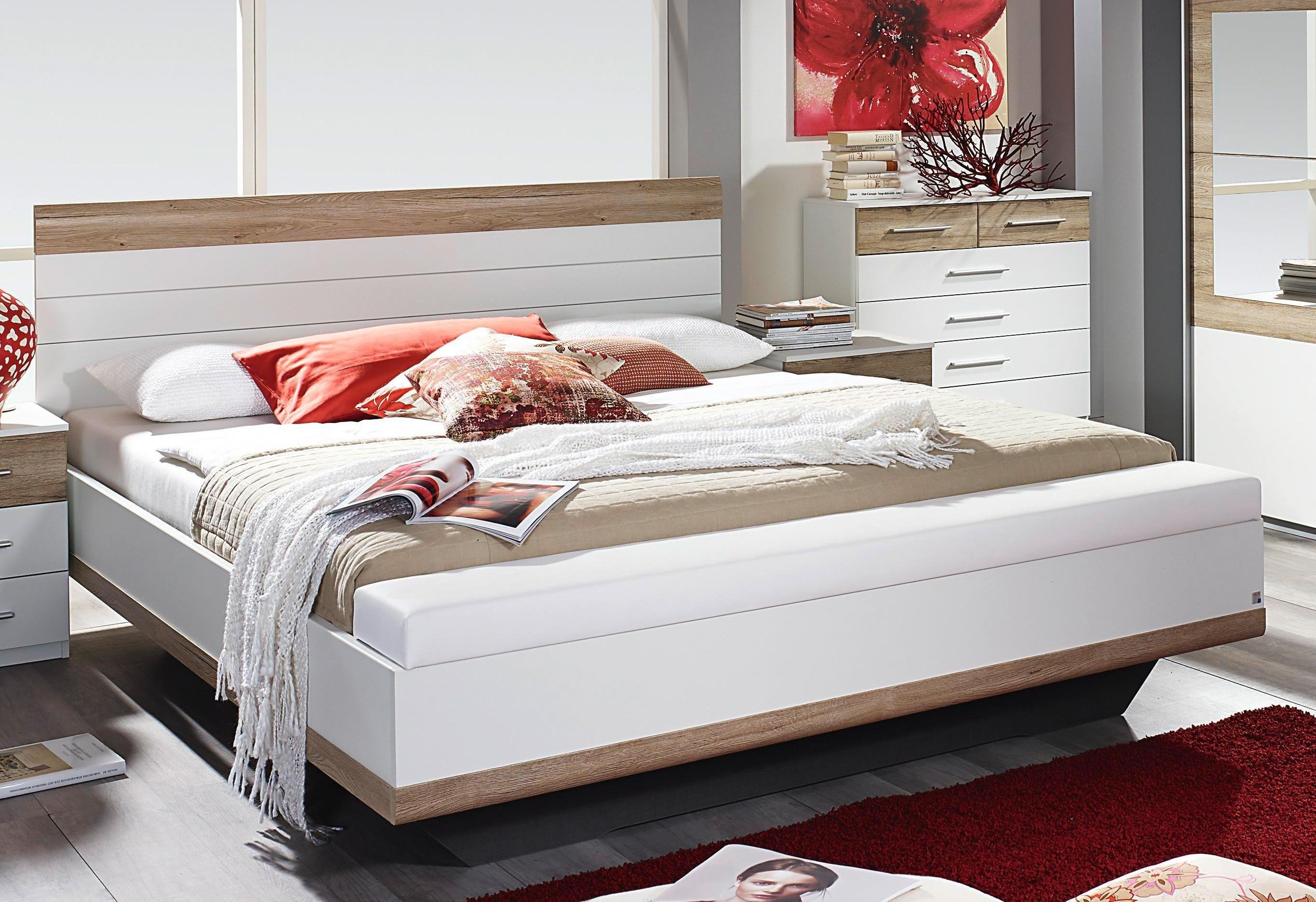 Hedendaags RAUCH Bed met geïntegreerd bankje makkelijk gekocht | OTTO VI-72