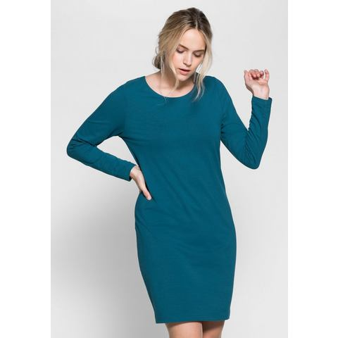 Picture SHEEGO CASUAL basic jurk blauw 892992