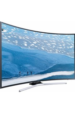 UE55KU6179UXZG, Curved LED-TV, 138 cm (55 inch), 2160p (4K Ultra HD), Smart TV