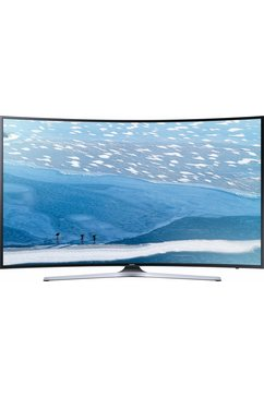 UE49KU6179UXZG, Curved LED-TV, 123 cm (49 inch), 2160p (4K Ultra HD), Smart TV