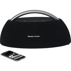 harman-kardon portable luidspreker go + play zwart