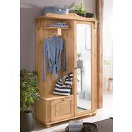 home affaire compact garderobemeubel »adele« beige
