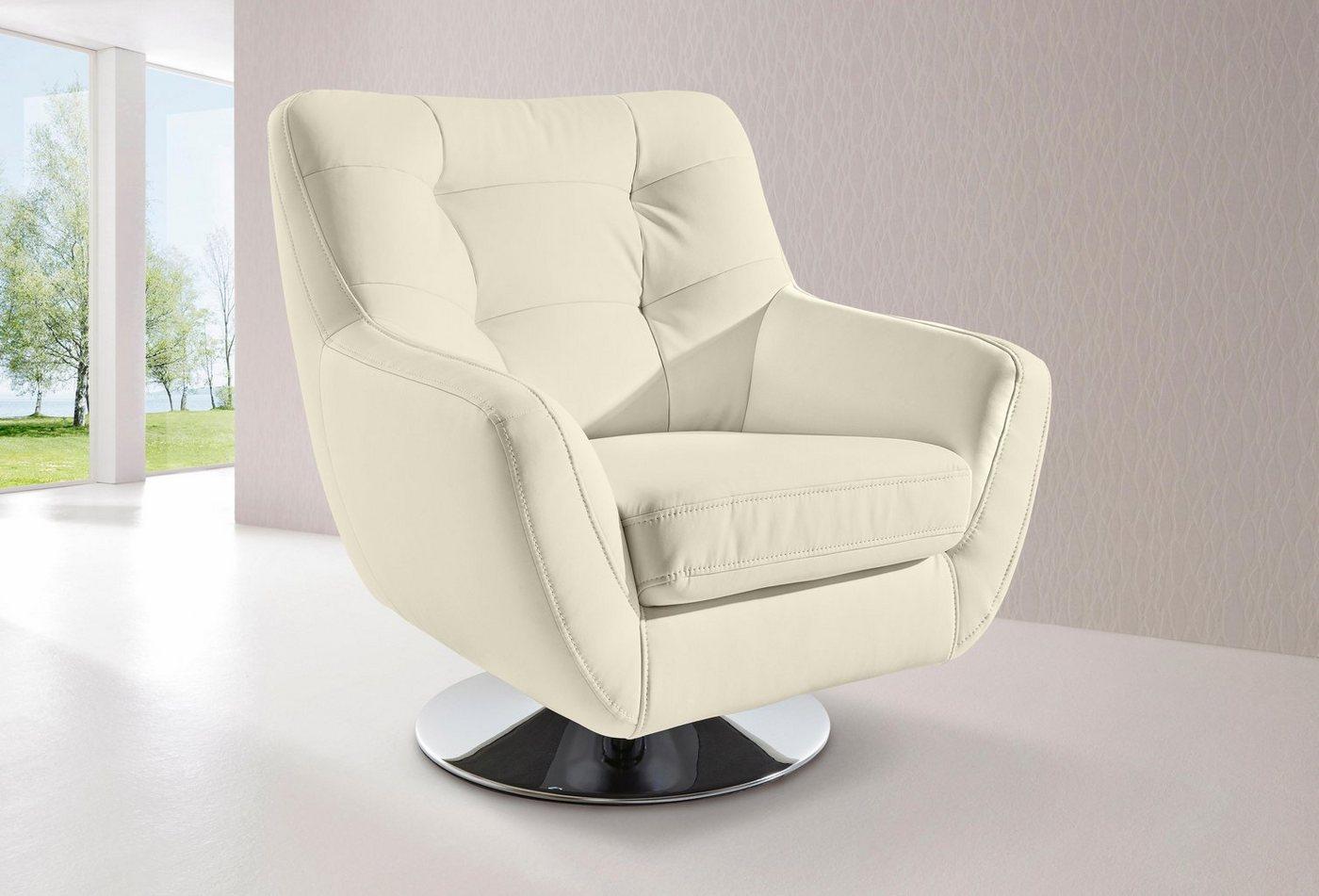 INOSIGN fauteuil met draaivoet