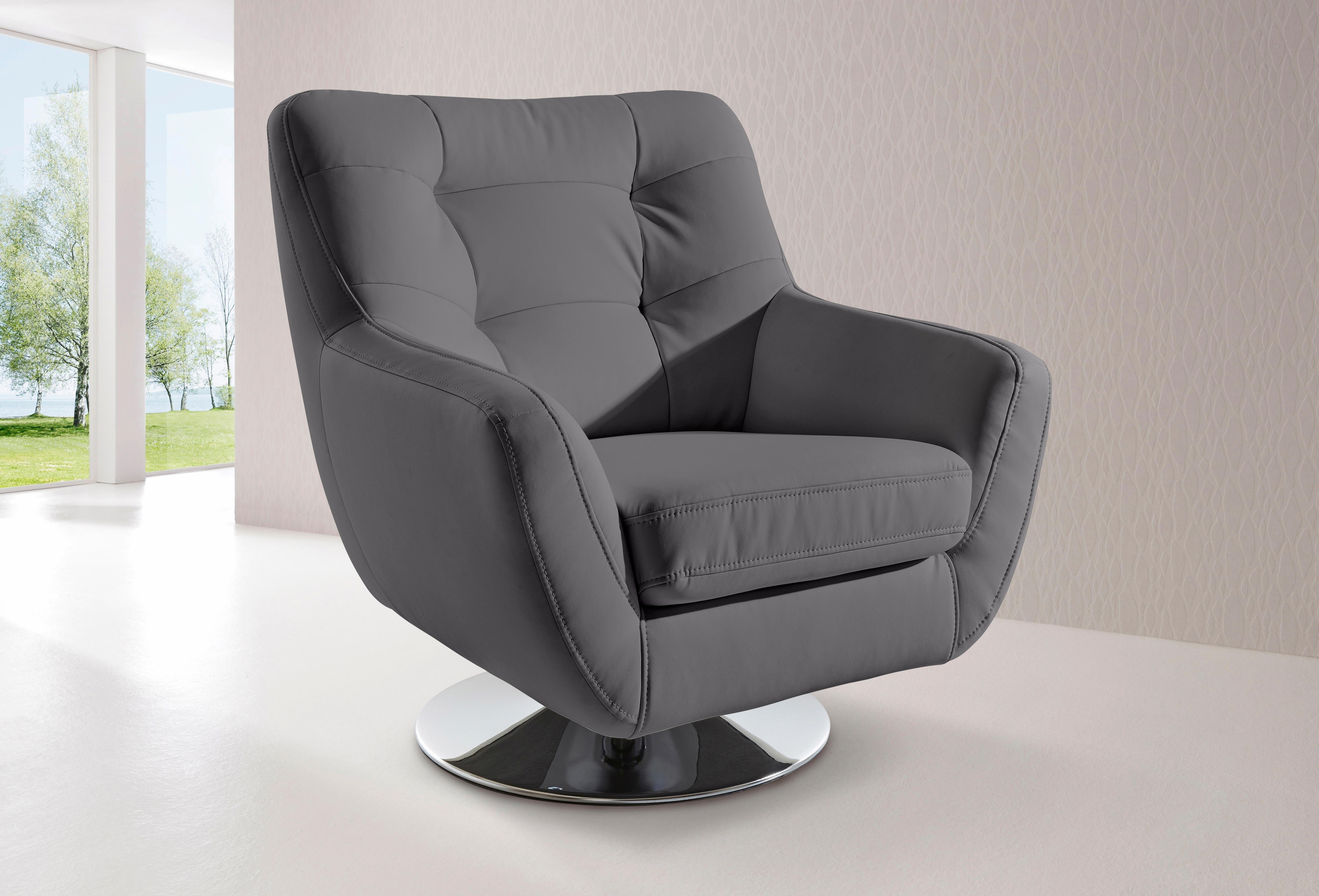 INOSIGN fauteuil met draaivoet veilig op otto.nl kopen