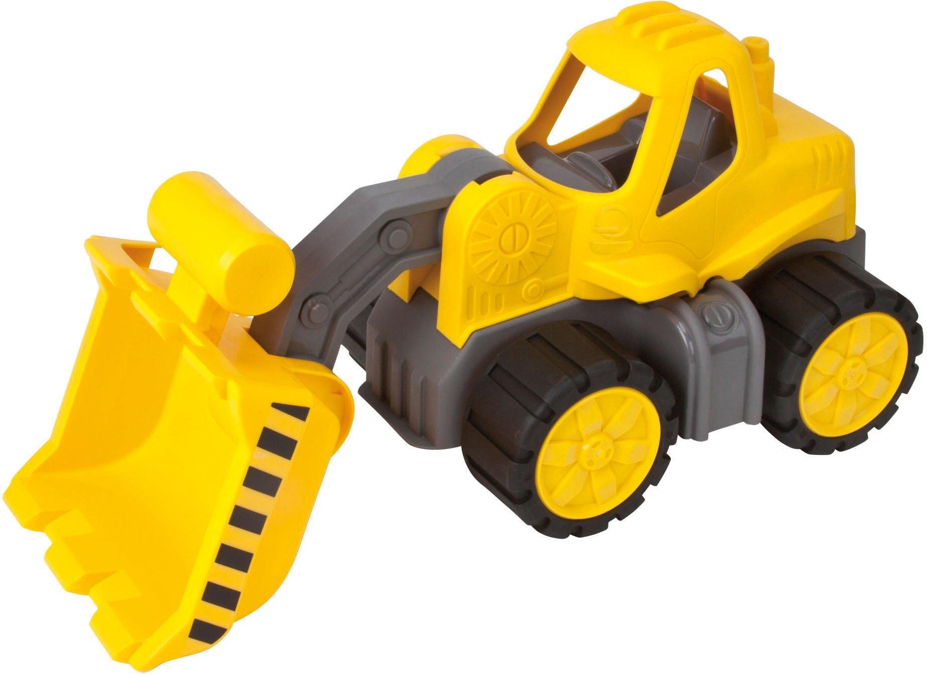 Big speelgoedauto, »BIG Power Worker shovel« - verschillende betaalmethodes