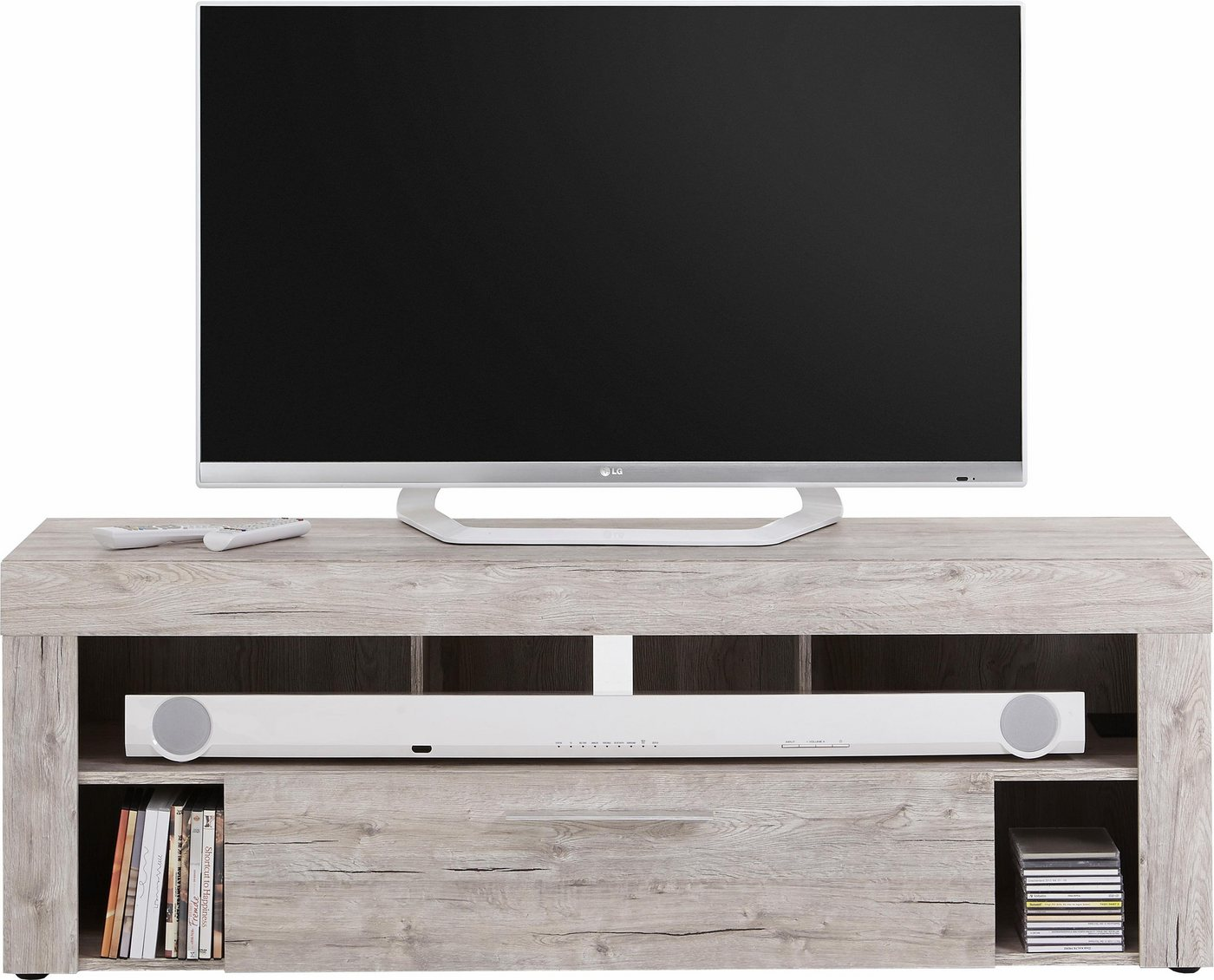 FMD TV-meubel VIBIO 1, breedte 150 cm