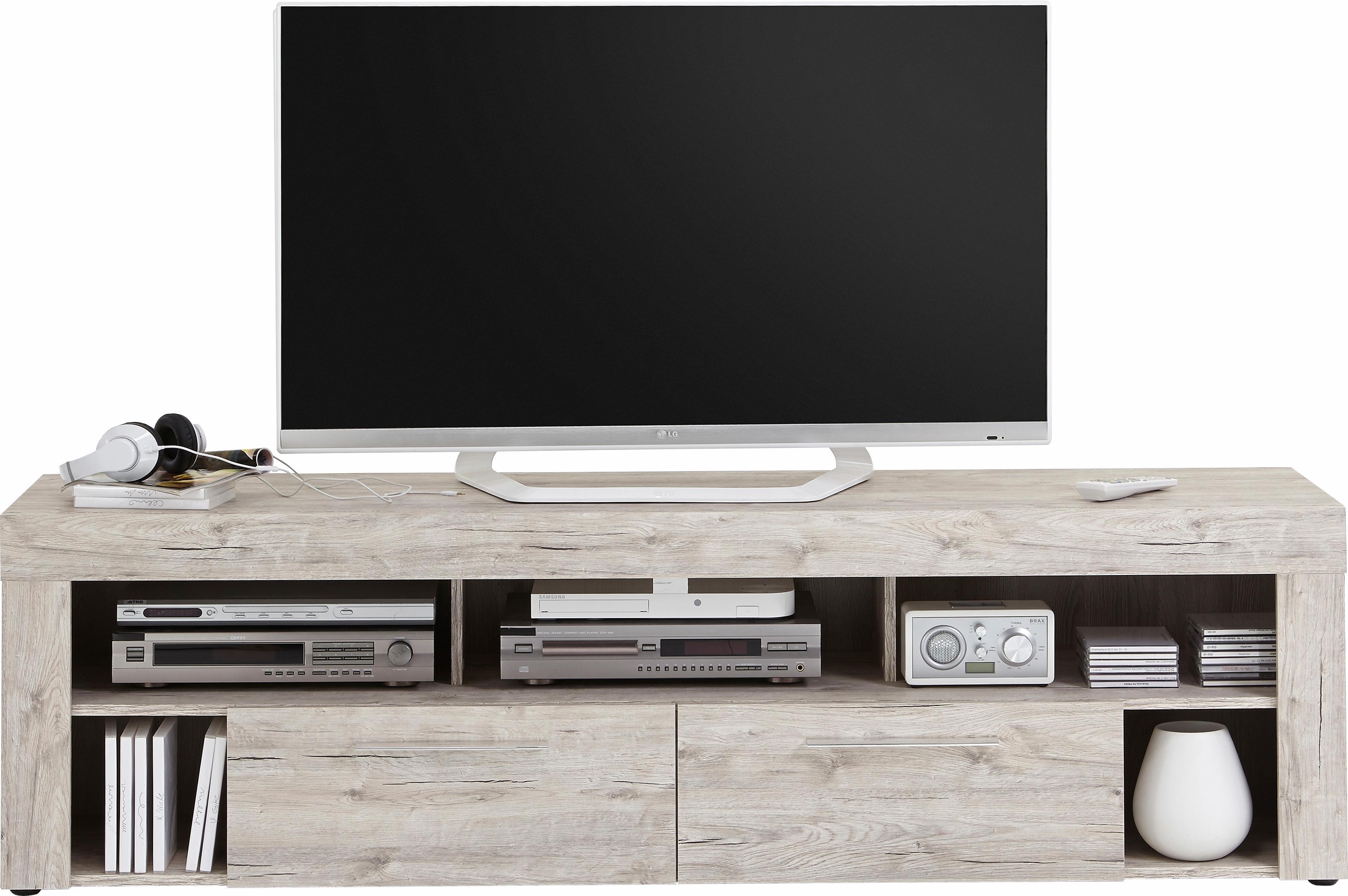 2 Tv Meubel.Tv Meubel Vibio 2 Breedte 180 Cm