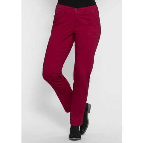 SHEEGO CASUAL chino-broek