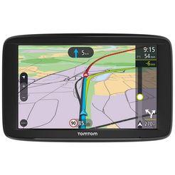 tomtom navigatiesysteem »via 62 eu« zwart