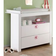 babycommode voor babymeubelserie »trend«, wit wit