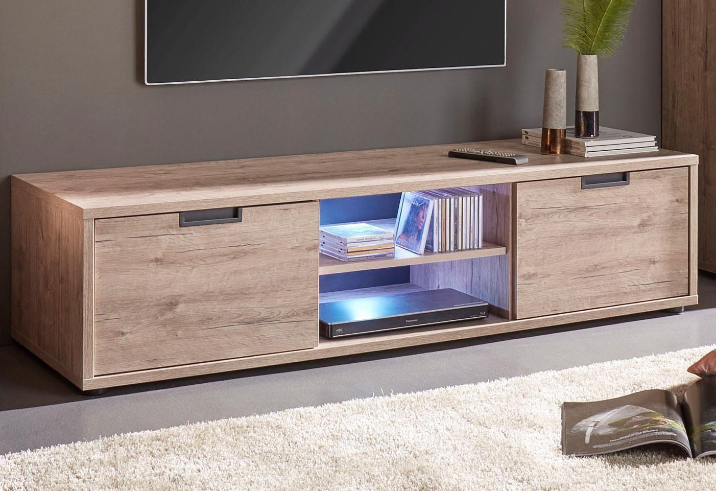 LC lowboard, breedte 156 cm nu online kopen bij OTTO
