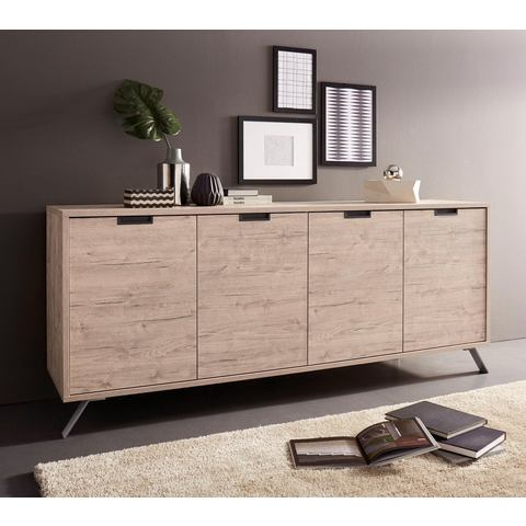 Dressoirs LC sideboard breedte 206 cm 643842