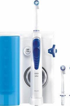 reinigingssysteem OxyJet met monddouche