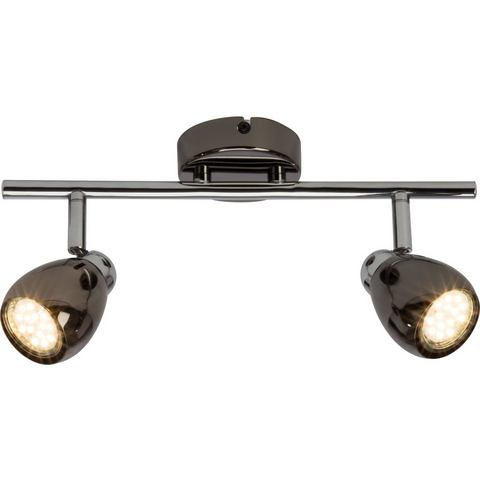 BRILLIANT LED-plafondlamp, 2 fittingen, Milano