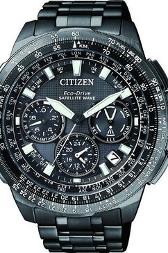 citizen radiografische chronograaf »cc9025-51e« zwart