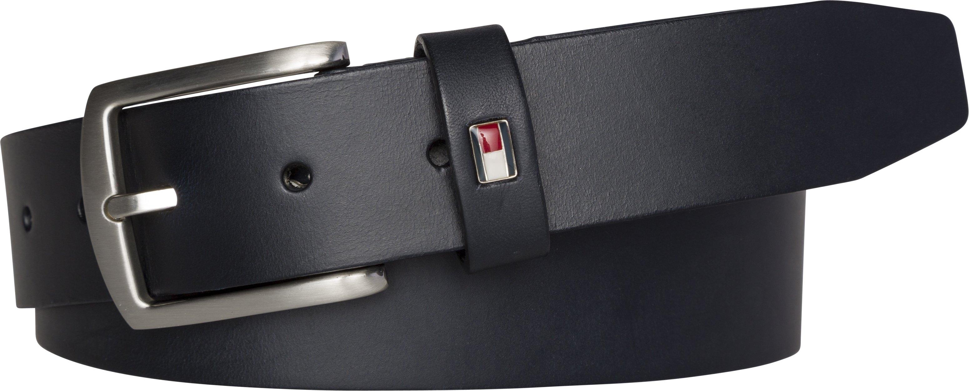 TOMMY HILFIGER leren riem »NEW DENTON 3.5 BELT« voordelig en veilig online kopen