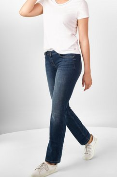 Donkerblauwe jeans Charlize