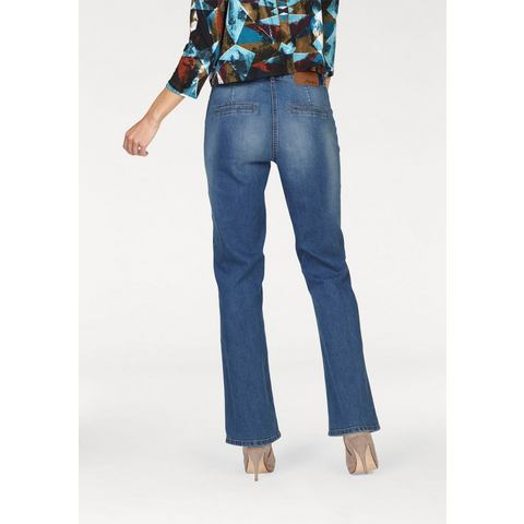 ANISTON bootcutjeans