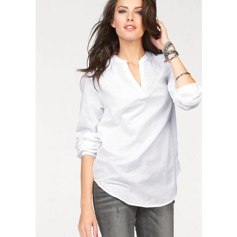 ANISTON blouse zonder sluiting