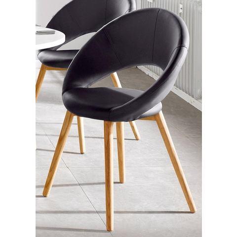 Eetkamerstoelen Andas stoel (set van 2 of 6) 688835