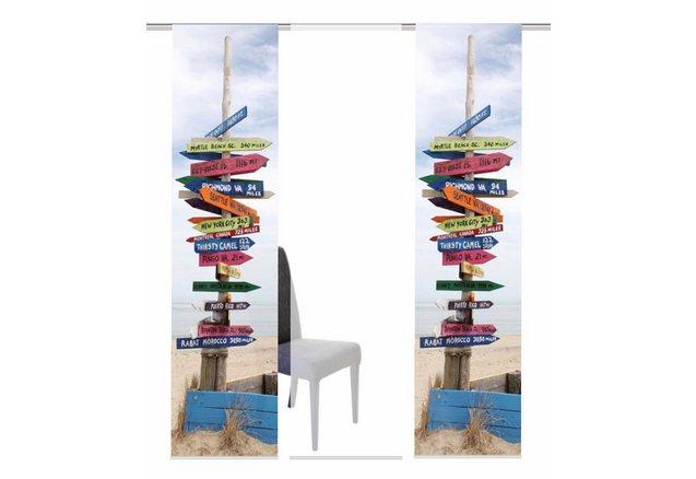 Paneelgordijn home wohnideen sticker multisets met for Wohnideen accessoires