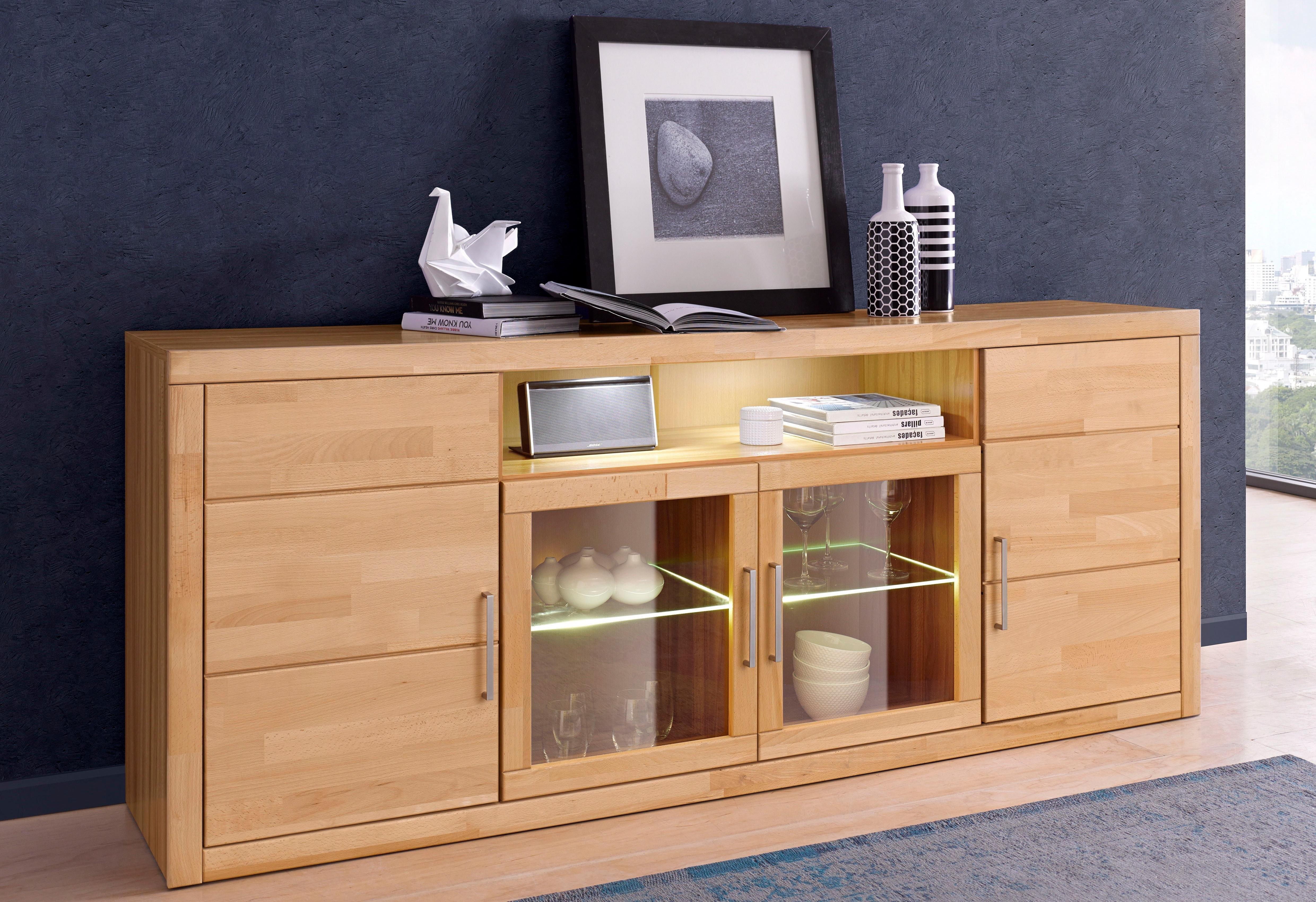 Places Of Style roomed sideboard, breedte 200 cm voordelig en veilig online kopen