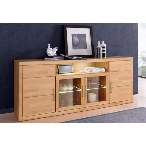 Dressoirs roomed sideboard breedte 200 cm 872439