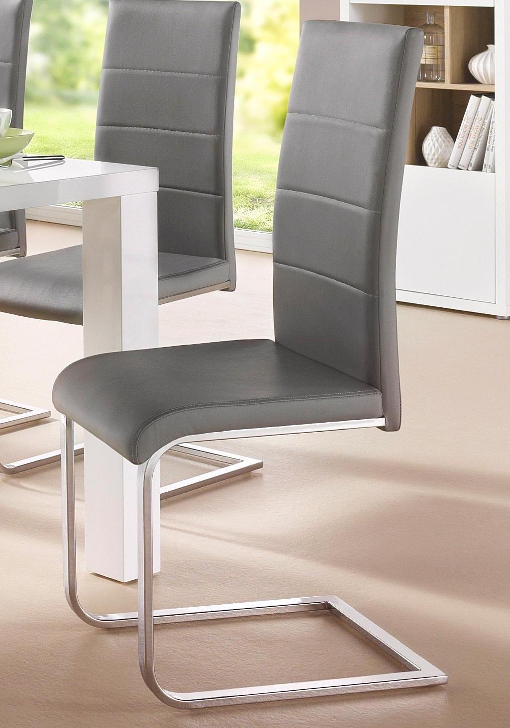 stoel nina in set van 2 of 4 of 6 home affaire stoel met zacht verdikte zitting stoelen set van 2 of 4 home affaire hocker met kleine rugleuning