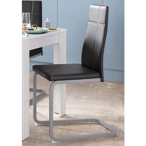 Eetkamerstoelen Steinhoff vrijdragende stoel in set van 2 of 4 555249