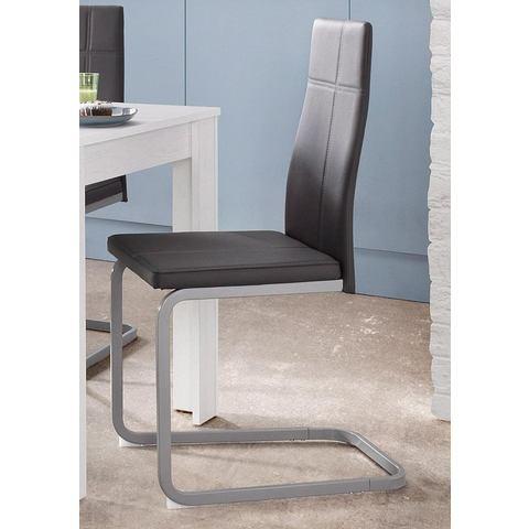 Eetkamerstoelen Steinhoff vrijdragende stoel in set van 2 of 4 631026