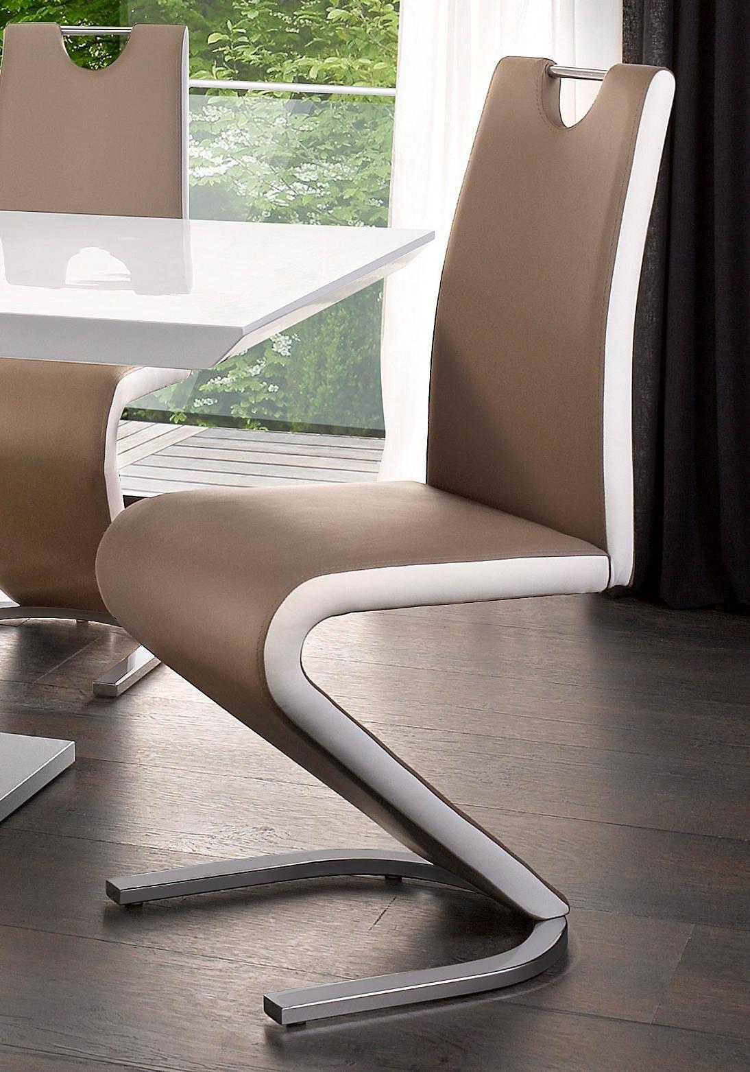 Homexperts Steinhoff vrijdragende stoel (set van 2) voordelig en veilig online kopen