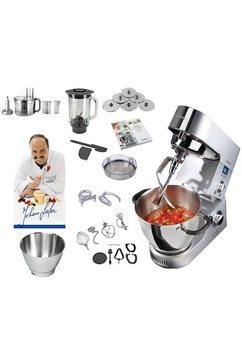 Keukenmachine Cooking Chef KM096, incl. extra accessoires ter waarde van ca. € 270,-