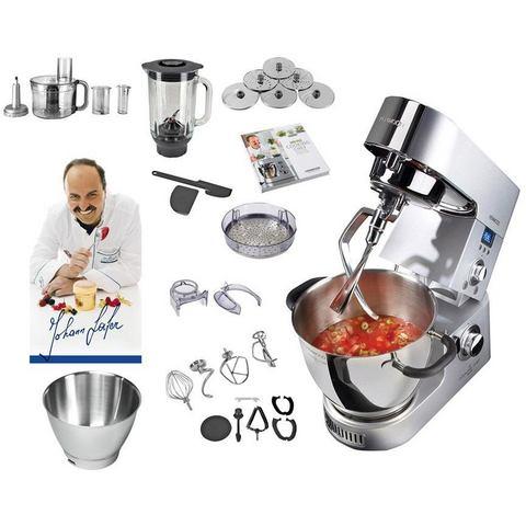 Kenwood Keukenmachine Cooking Chef KM096, incl. extra accessoires ter waarde van